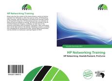 Bookcover of HP Networking Training