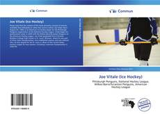 Joe Vitale (Ice Hockey) kitap kapağı
