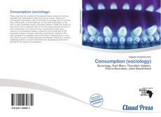 Bookcover of Consumption (sociology)