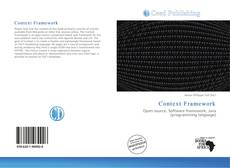 Bookcover of Context Framework