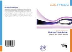 Copertina di McAfee SiteAdvisor