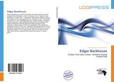 Bookcover of Edgar Backhouse