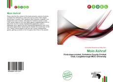 Capa do livro de Moin Ashraf