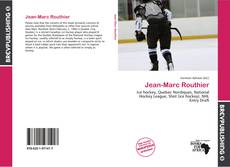 Bookcover of Jean-Marc Routhier