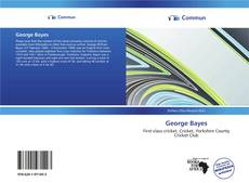 Couverture de George Bayes
