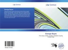 Capa do livro de George Bayes