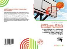 Bookcover of UAAP Season 67 Men's Basketball Tournament
