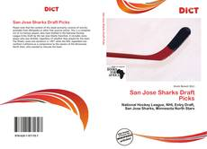 Capa do livro de San Jose Sharks Draft Picks