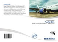 Buchcover von AviatorCalc