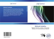 Bookcover of Midrash halakha