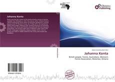 Bookcover of Johanna Konta