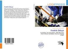 Buchcover von Fredrik Oduya