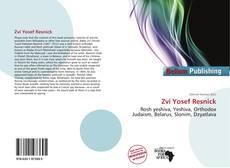 Bookcover of Zvi Yosef Resnick