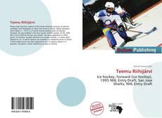 Buchcover von Teemu Riihijärvi