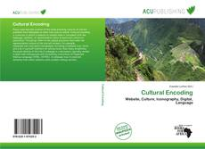 Bookcover of Cultural Encoding