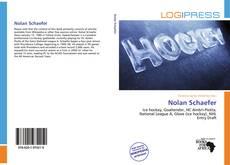Couverture de Nolan Schaefer