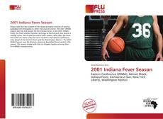 Обложка 2001 Indiana Fever Season