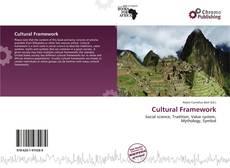 Обложка Cultural Framework