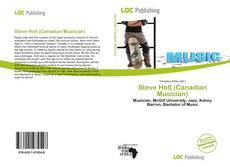 Portada del libro de Steve Holt (Canadian Musician)