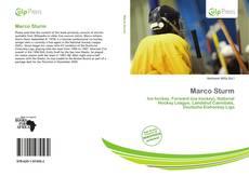 Bookcover of Marco Sturm