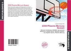 Couverture de 2000 Phoenix Mercury Season