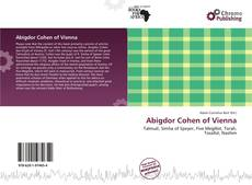 Bookcover of Abigdor Cohen of Vienna
