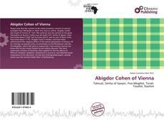 Обложка Abigdor Cohen of Vienna