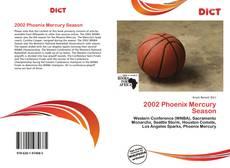 Couverture de 2002 Phoenix Mercury Season