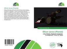Buchcover von Oliver Jones (Pianist)