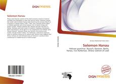 Couverture de Solomon Hanau