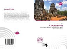Buchcover von Cultural Probe