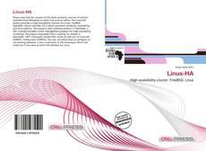 Buchcover von Linux-HA