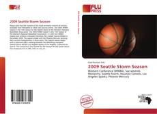 Bookcover of 2009 Seattle Storm Season