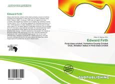 Buchcover von Edward Firth