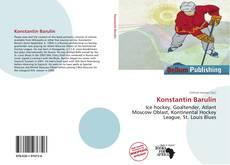 Portada del libro de Konstantin Barulin