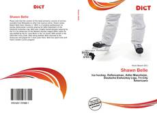 Capa do livro de Shawn Belle