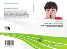 Bookcover of Emotional Insecurity