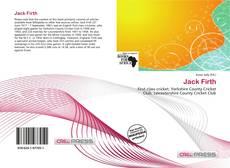 Buchcover von Jack Firth