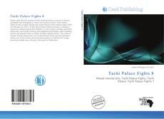 Capa do livro de Tachi Palace Fights 8