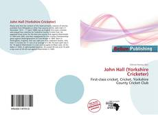 Bookcover of John Hall (Yorkshire Cricketer)