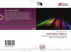 Capa do livro de Tachi Palace Fights 9
