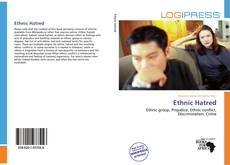 Bookcover of Ethnic Hatred