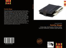 Bookcover of Family Wage