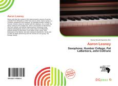 Bookcover of Aaron Leaney