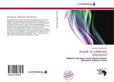 Bookcover of Jonah in rabbinic literature