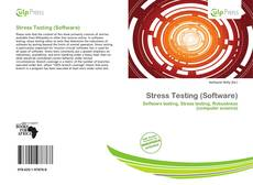 Bookcover of Stress Testing (Software)