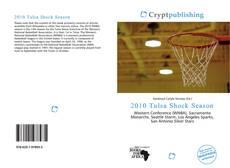 Capa do livro de 2010 Tulsa Shock Season