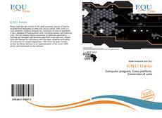 Buchcover von GNU Units