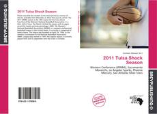 Capa do livro de 2011 Tulsa Shock Season