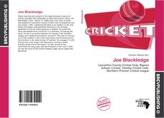 Bookcover of Joe Blackledge